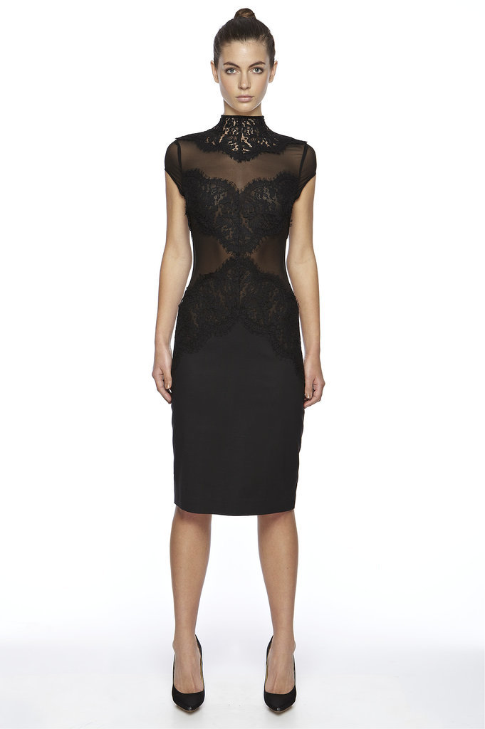 Lover - black lace AW14